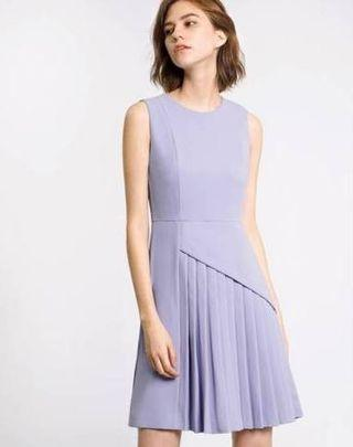 Saturday Club Lilac Dress