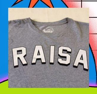 Kaos Raisa logotype