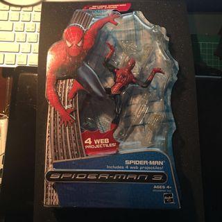 孩之寶 蜘蛛人 spider man 6吋可動公仔