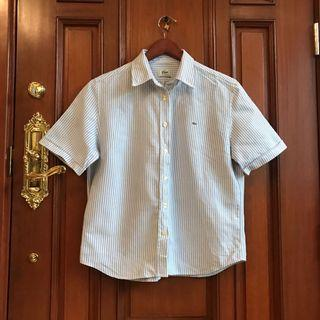 LACOSTE AUTHENTIC Classic Stripes Polo - Used only a few times - negotiable