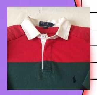 Polo Rugby Vintage Colorblock