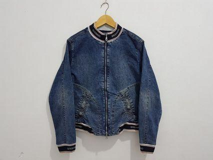 Marithe Francois Girbaud Denim Jacket