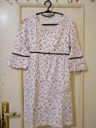 Midi Dress #mudikhemat