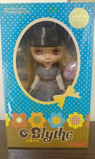 "日版 Takara x Toys""R""us 全新 有啡盒 Tweedly Do  exclusive TRU-EX7 限定 大B 100% new"