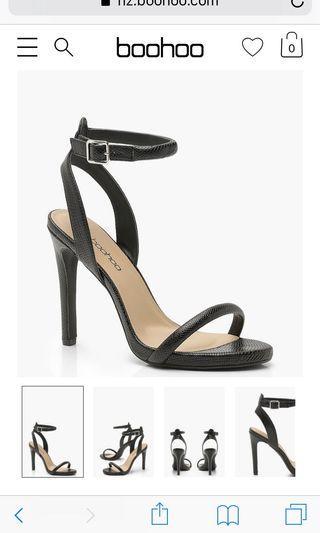 BRAND NEW Boohoo heels