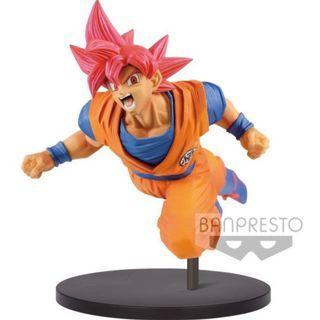 [預售] Dragon Ball Super  龍珠超 FES!!其之九 超級賽亞人神 日版
