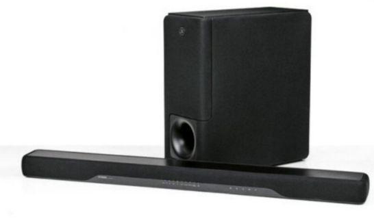Yamaha YAS-207 Sound Bar with Wireless Subwoofer