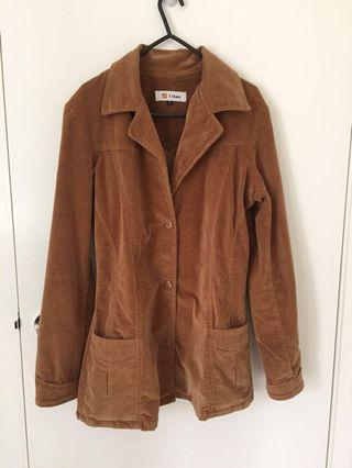Brand new suede jacket / coat