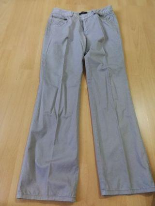 Grey pants excellent cut HK