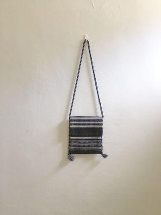 🚚 麻繩編織肩包《列娜的家》