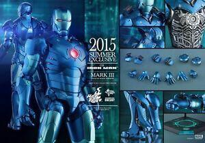 🚚 Hot Toys Iron Man 3 Stealth