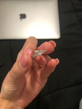 Pandora forever hearts ring