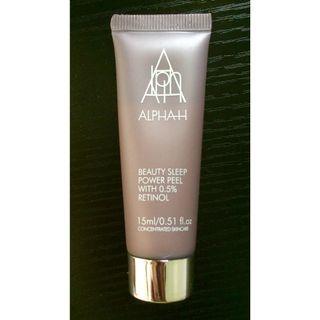 ALPHA-H Beauty Sleep Power Peel 15ml (glycolic acid & retinol)