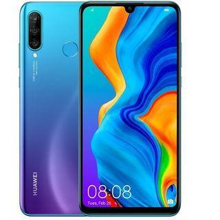 CHEAPEST Huawei P30 Lite 128GB/6GB Peacock Blue
