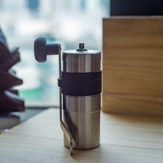 日本Porlex Mini手搖磨豆機