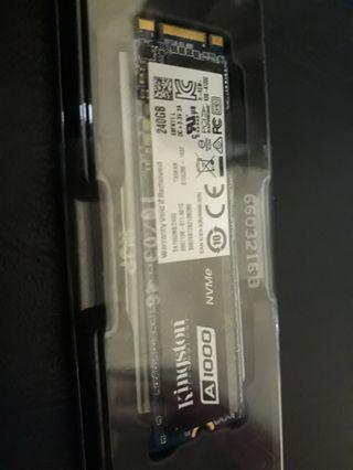 Kingston A1000 SSD 240GB M.2 2280 NVMe