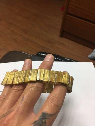 🚚 鈦金手排滿絲20mm重65