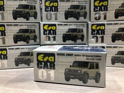 Era Car Jimny 卡奇色 1:64