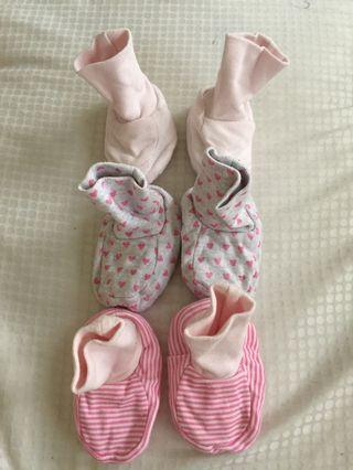 Mothercare Baby Shoes socks