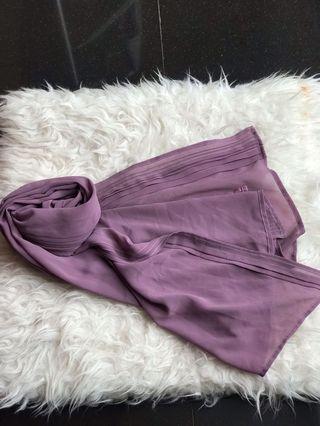 Phasmina Kanya scarf Preloved