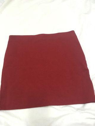 Zara fitted skirt