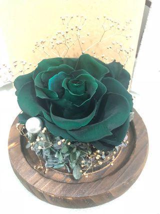 永生花,母親節禮物,求婚或送女士禮物必選,有盒