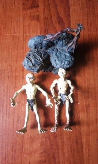 LOTR Smeagol & Gollum