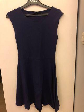 Topshop Dress ungu