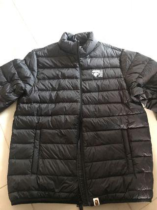 6aecec6e6ef7 Bape Light Down Jacket