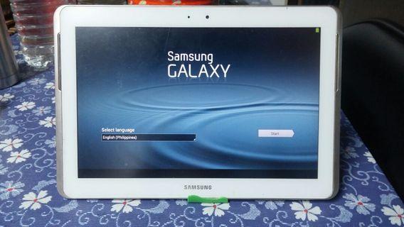 "Samsung Tab2 10.1""(no bargain)"
