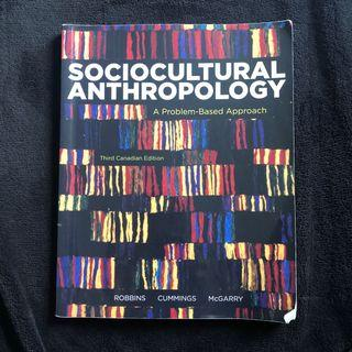 Sociocultural Anthropology AP/ ANTH1120 Third Canadian Addition