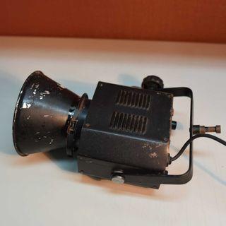 二手閃光燈 ET-STROBO 石英燈 持續光源 攝影棚(附燈泡+柔光無影罩)