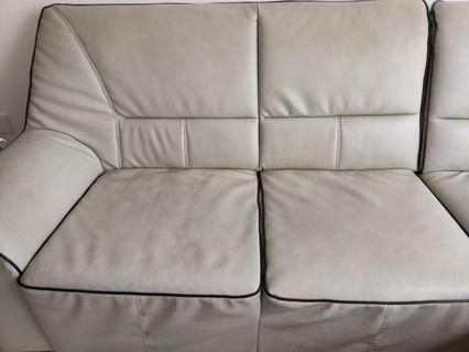 🚚 Used L-Sofa