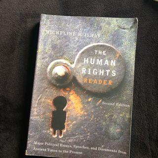 The Human Rights Reader: Second Addition - HREQ2010