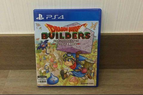 勇者鬥惡龍 創世小玩家 RAGON QUEST BUILDERS-PS4 遊戲 Sony PlayStation Game