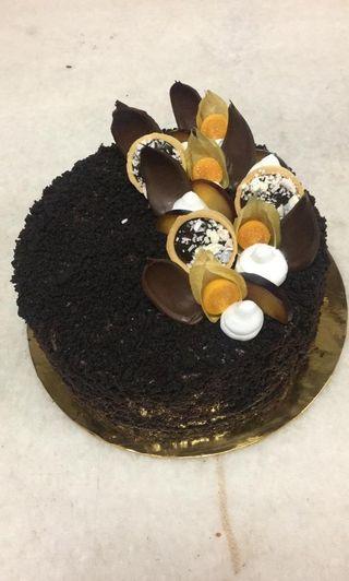 Choc moist cake (pre-order)
