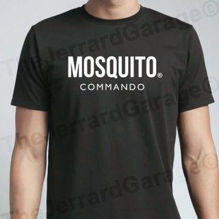 Commando Mosquito T-Shirt