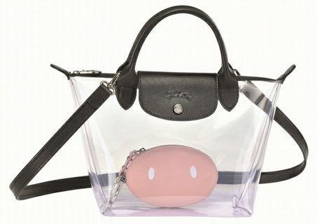Longchamp×包先生聯名 豬年限定系列