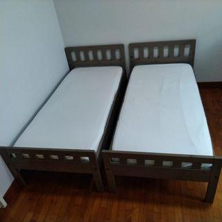 🚚 Ikea kids bed frame and mattress