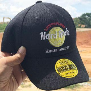Hard Rock Cafe KL Cap