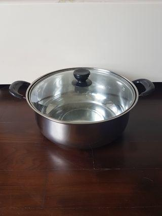 Stainless Steel Pot