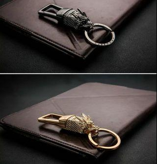 Dragon and Panther Car Keychain   Best Luxurious Key chain gifr for friend father colleague