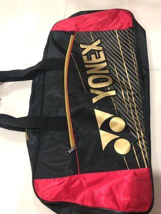 Yonex Badminton Bag (PRICE REDUCED)