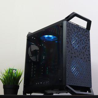 RYZEN 5 2600 + RTX 2060 6GB CUSTOM GAMING PC