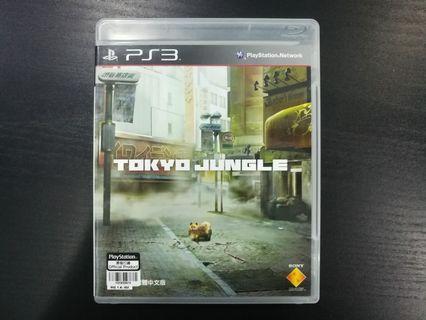 PS3 Playstation - Tokyo Jungle (Chinese Version)