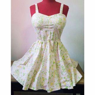 🚚 Floral summer dress