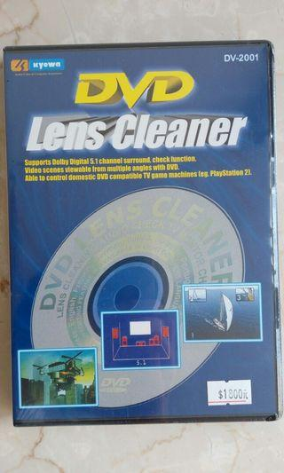 🚚 DVD 錄/放影機 磁頭清潔片