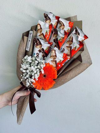 🚚 Chocolate bouquet 🍫// Anniversary bouquet 💐