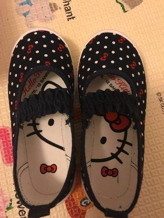 Brand new Japan Hello kitty Shoes size 15cm