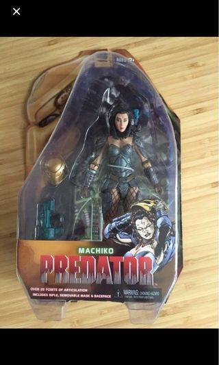 Neca Predator Machiko